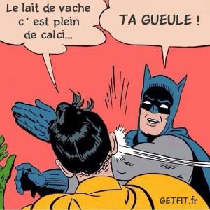 Batman et le Calcium